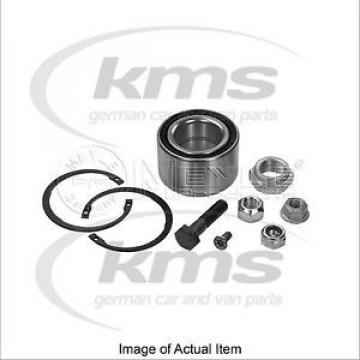 WHEEL Original and high quality KIT AUDI 50 86 1.1 50BHP Top German Quality Fag Bearing
