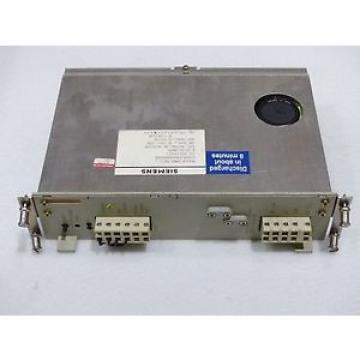 Siemens Original and high quality 6EW1861-3AB Sinumerik Stromversorgung E Stand G