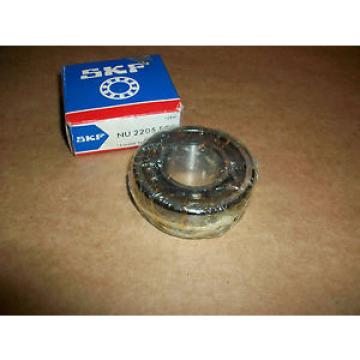 SKF Original and high quality  Roller Bearing  NU2205ECP   NEW IN BOX