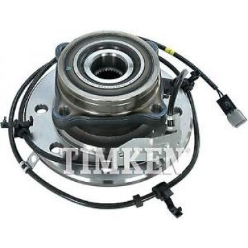 Timken Original and high quality  SP580103 Front Wheel Hub 98-99 Ram 3500 4WD Dually Front Left