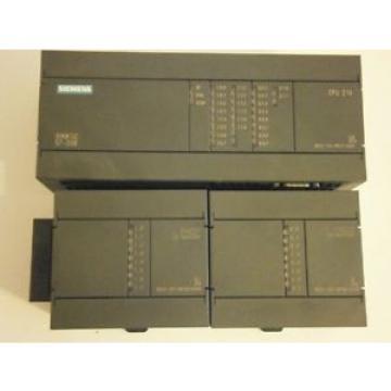 Siemens Original and high quality CPU 214 EM221 EM222