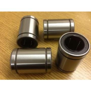 x4pcs Original and high quality ID40mm Linear Bearing LM40UU CNC THK Samic