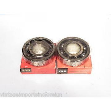 Porsche Original and high quality 356 356A 356B 356C & 356C 1600C 1600SC Rear Wheel s 38-99928 Fag Bearing