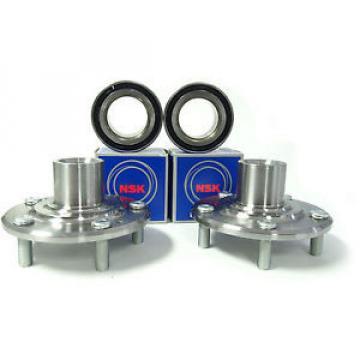 NSK Original and high quality Japanese OEM Wheel Bearing w/ FRONT Hub SET 851-72013 Acura TSX 04-08