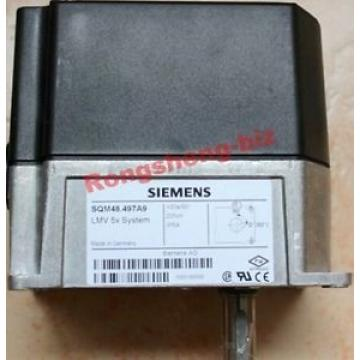 Siemens Original and high quality  Combustion Actuator SQM48.497A9 SQM48497A9 SQM48.497A9
