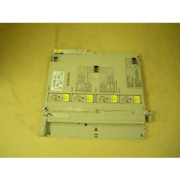 Siemens Original and high quality Input Module 6ES5465-4UA12