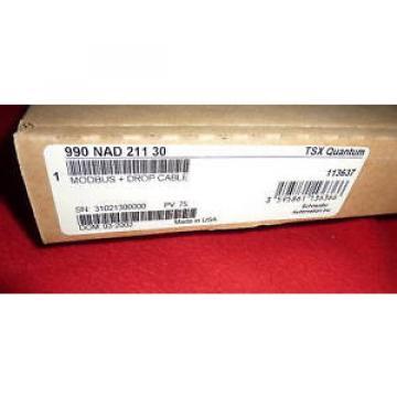 Schneider Original and high quality Modicon 990 NAD 211 30 TSX Q MOD+ NIBFS