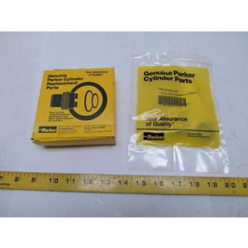 "Parker Original and high quality PK102HLL01 1"" Bunan Piston Seal Kit"