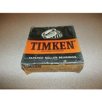 Timken Original and high quality  TAPERED ROLLER 598 A C