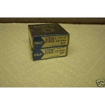 71903CD/P4ADGA Original and high quality PRECISION   SKF Bearing