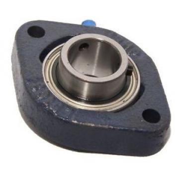"LFTC1/2EC Original and high quality 1/2"" Bore NSK RHP Cast Iron Flange Bearing"