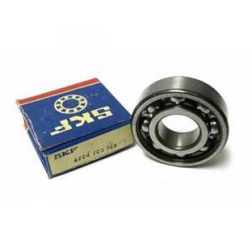 NEW Original and high quality SKF 6204 / C3 SHIELDED BALL BEARING 20 MM X 47 MM X 14 MM