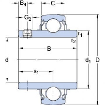 підшипник YAR 210-115-2FW/VA201 SKF