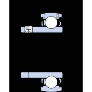 підшипник YAT 205-015 SKF