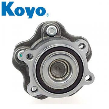 HA590237 KOYO  Wheel and Hub bearing Assembly,