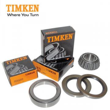 Timken  LM12749/LM12711 Tapered Roller Bearings - TS (Tapered Single) Imperial