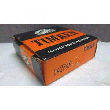 Timken Original and high quality  TAPERED ROLLER 14274A 14274A
