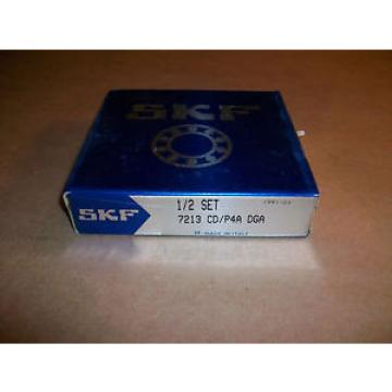 Roller Original and high quality 1/2  7213 CD/P4A DGA  IN  SKF Bearing