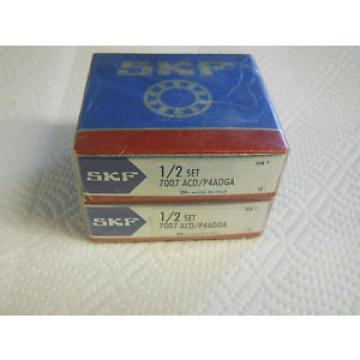 7007ACD/P4ADGA Original and high quality PRECISION  7007ACDP4ADGA CONDITION IN  SKF Bearing