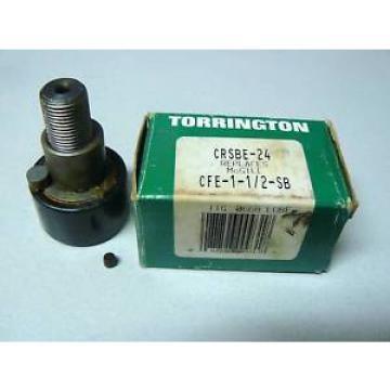 NEW Original and high quality TORRINGTON CRSBE24 MCGILL CFE-1 1/2-SB CAM FOLLOWER