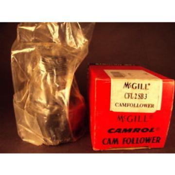 McGill Original and high quality CFL 2 SB 3,Stud Cam Follower CFL2SB3,CF 2 SB 3