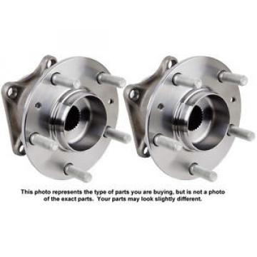 Timken Original and high quality Pair  Front Left Right Wheel Hub Assembly Fits Corvette & XLR