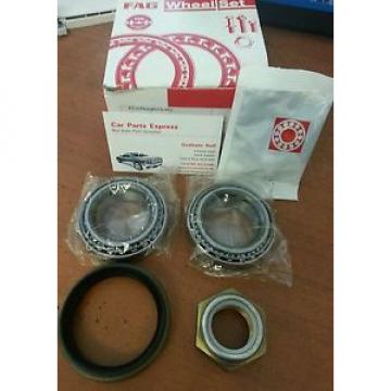 FORD Original and high quality SIERRA RS COSWORTH 2WD FRONT WHEEL O/S DRIVERS RIGHT BRANDED OE Fag Bearing