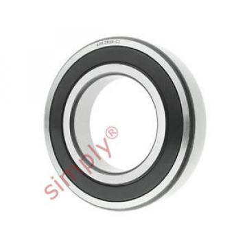62112RSRC3 Original and high quality Rubber Sealed Deep Groove Ball 55x100x21mm Fag Bearing