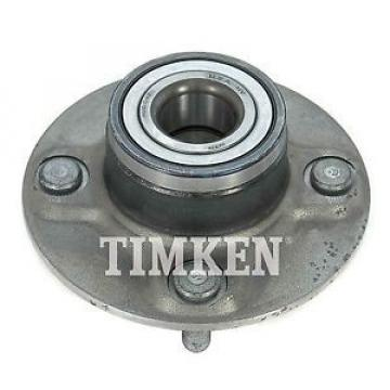 Timken Original and high quality Wheel and Hub Assembly Rear 512016
