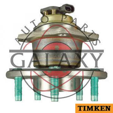 Timken Original and high quality  Rear Wheel Hub Assembly Fits Pontiac Bonneville 1991-1999