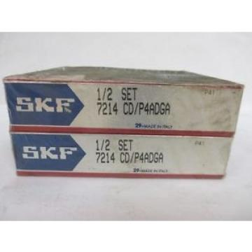 7214 Original and high quality CD / P4ADGA – / OLD STOCK SKF Bearing
