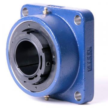 Timken Original and high quality  QVVFK22V315S Double V-Lock Four Bolt Square Flange Block