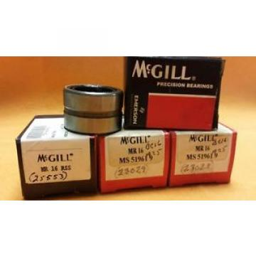 MCGILL Original and high quality PRECISION BEARING MR-16-RSS MR16RSS