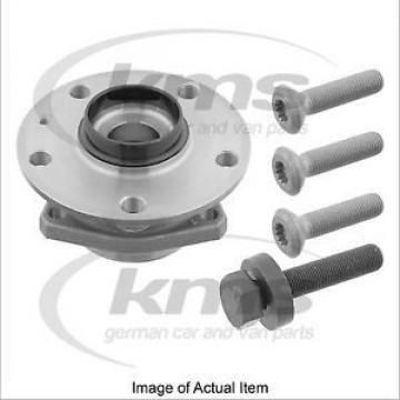 WHEEL Original and high quality HUB INC BEARING Skoda Octavia Hatchback FSI 1Z 2004-2013 2.0L – 147 BHP