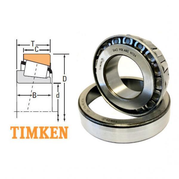 JM205149 KOYO  Tapered Roller bearing Assembly #2 image