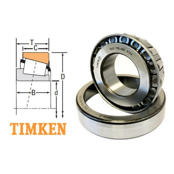JM205149 KOYO  Tapered Roller bearing Assembly #2 image